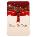 Ahorre la fecha imán flexible