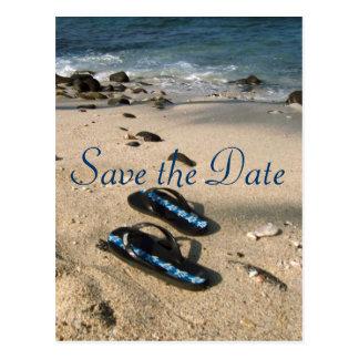 Ahorre la fecha para nuestras sandalias del postal