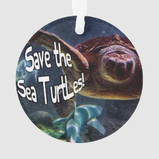 Ahorre la foto del animal de las tortugas de mar