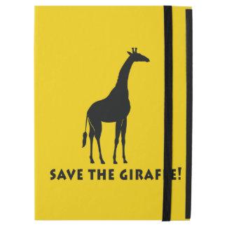 ¡Ahorre la jirafa!