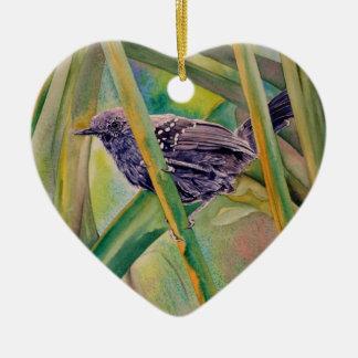 Ahorre la naturaleza salvaje - ornamento de Antwre Ornamento De Navidad