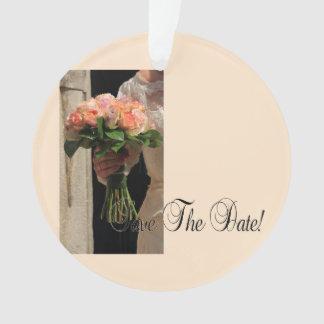 Ahorre la novia y el ramo de la fecha