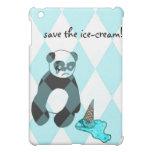 ahorre la panda del helado
