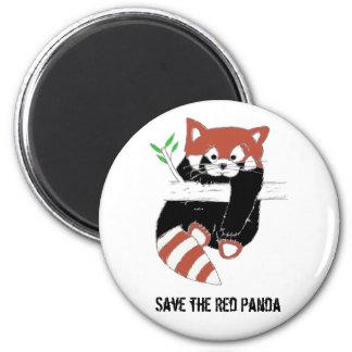 Ahorre la panda roja aka FireFox Iman De Frigorífico