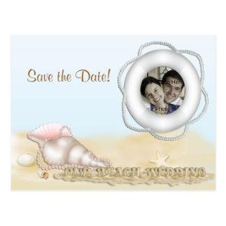 Ahorre la postal de la foto de la playa de la