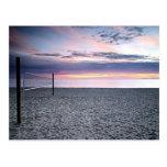Ahorre la postal de la puesta del sol de la playa