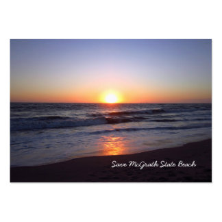 Ahorre la tarjeta de visita de la playa de estado