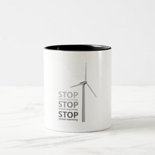 ahorre la taza de la tierra