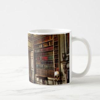 Ahorre la taza de las bibliotecas