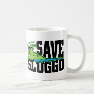 Ahorre la taza de Sluggo