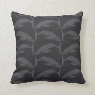 Ahorre las ballenas #1 cojin