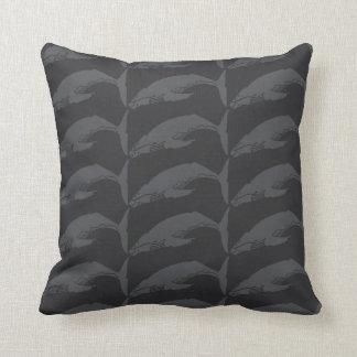 Ahorre las ballenas #2 cojin