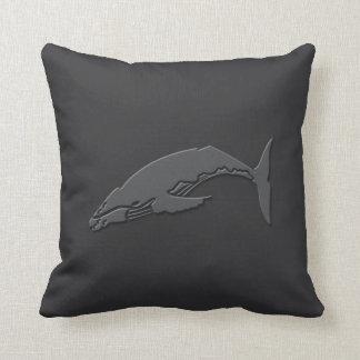 Ahorre las ballenas #4 almohadas