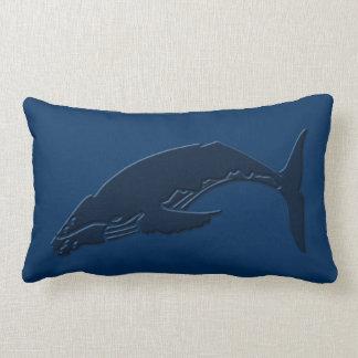 Ahorre las ballenas #7 almohada