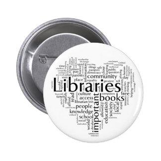 Ahorre las bibliotecas 4 pin redondo de 2 pulgadas