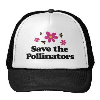 Ahorre las donadoras de polen gorro de camionero