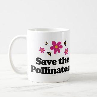 Ahorre las donadoras de polen taza clásica