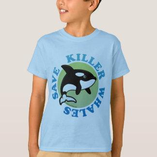 Ahorre las orcas remeras