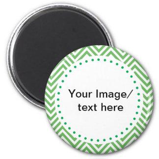 Ahorre las plantillas de los imanes de la fecha imán redondo 5 cm