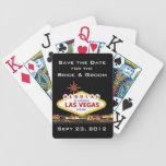 Ahorre las tarjetas del póker de Las Vegas de la Baraja Cartas De Poker