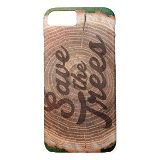 ¡Ahorre los árboles! Caso del iPhone 7 de la Funda iPhone 7