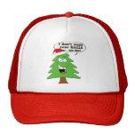 Ahorre los árboles gorra