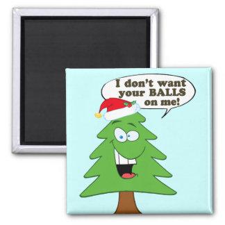 Ahorre los árboles imán para frigorifico