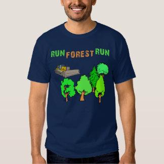 Ahorre los árboles poleras