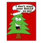 Ahorre los árboles tarjetas postales