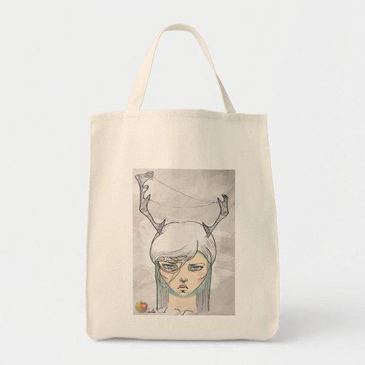 Ahorre los ciervos bolsas de mano