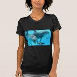 Ahorre los delfínes camisetas