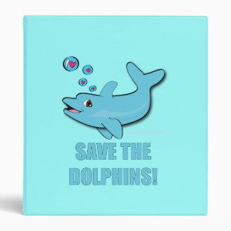 ¡Ahorre los delfínes!