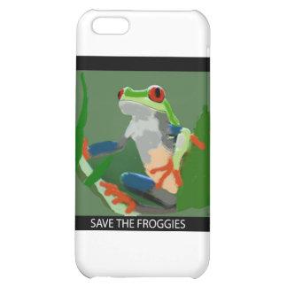 Ahorre los Froggies