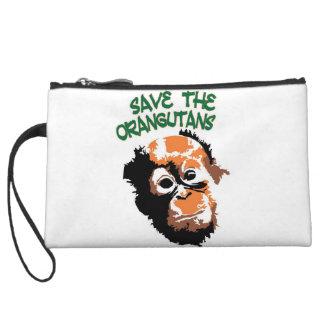 Ahorre los orangutanes
