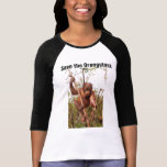 Ahorre los orangutanes camiseta