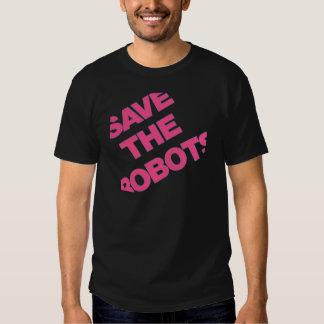 Ahorre los robots después del club NYC de las Remeras