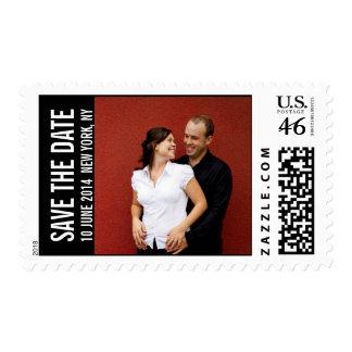 Ahorre los sellos de la foto del compromiso de la