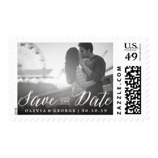 Ahorre los sellos del boda de la foto de la