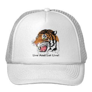 Ahorre los tigres gorro