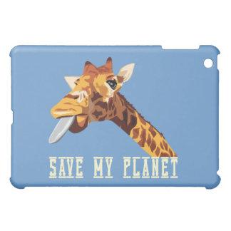 Ahorre mi jirafa del planeta