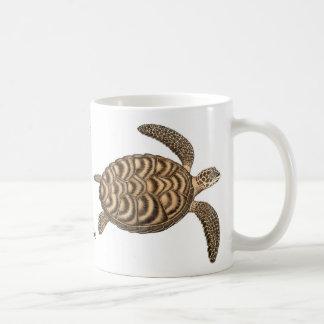Ahorre nuestra taza de las tortugas de mar