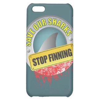 Ahorre nuestro caso del iphone de Finning de la pa