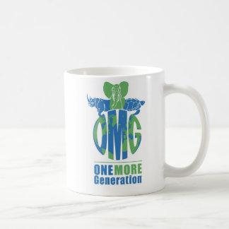 Ahorre nuestro gorila de montaña taza de café