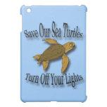Ahorre nuestro negro de las tortugas de mar