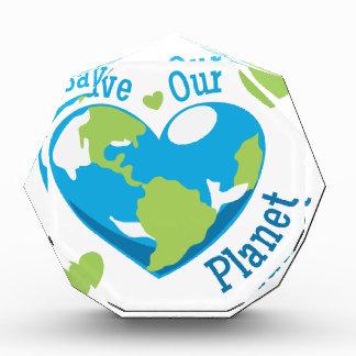 Ahorre nuestro planeta