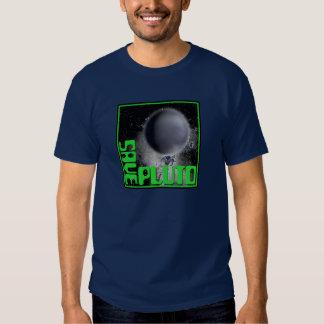 Ahorre Plutón (el verde retro) Poleras