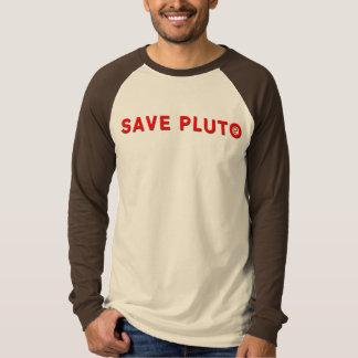 Ahorre Plutón Remera
