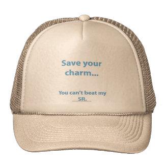 Ahorre su encanto gorras