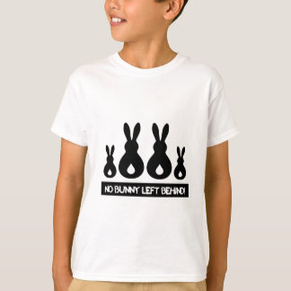 ¡Ahorre TODOS LOS conejitos! Camisas