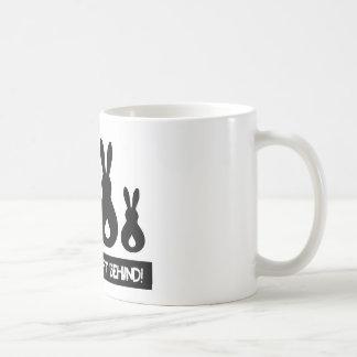 ¡Ahorre TODOS LOS conejitos! Taza De Café